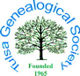 Tulsa Genealogical Society Retina Logo